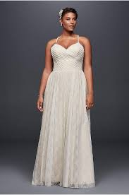simple wedding dresses for brides plus size wedding dresses bridal gowns david s bridal