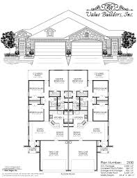 Duplex Floor Plans With 2 Car Garage by Creekside Crossing Duplexes In New Braunfields Texas
