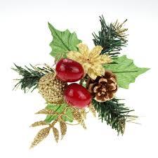 christmas picks christmas floral picks wholesale from china