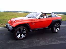 new jeep concept 1998 jeep jeepster concept supercars net