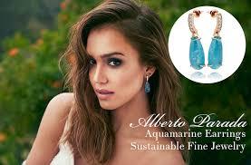 alba earrings alba in alberto parada mystiquemystique