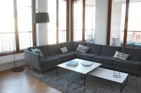 salon avec canapé noir cuisine indogate salon avec canape noir aimable décoration salle