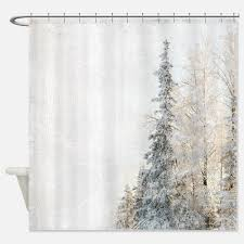 Themed Shower Curtains Winter Themed Shower Curtains Curtains Ideas