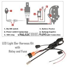 5d cree light bar wiring diagram 5d wiring diagrams collection
