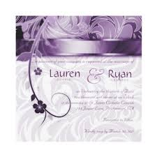 Purple And Silver Wedding 28 Elegant Purple And Silver Wedding Invitations Vizio Wedding