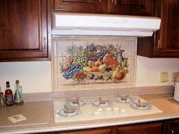 Kitchen Tile Backsplash Murals by Don S Cornucopia Kitchen Backsplash Tile Mural