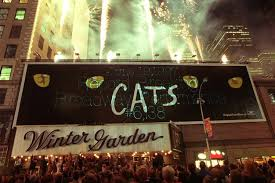 The Winter Garden Theater - cats u0027 returning to broadway in july wsj