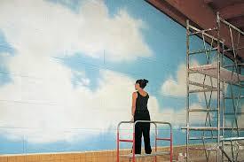 pitturare soffitto sughero da colorare