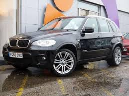 bmw x5 black for sale 2010 bmw x5 m sport xdrive 30d 245 black for sale in hshire