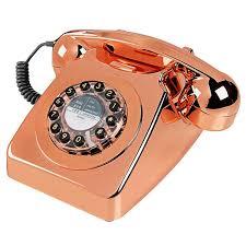 Retro Home Decor Uk Retro Phones Vintage Style Telephones