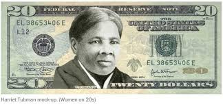 harriet tubman just bumped andrew jackson from the 20 bill