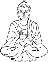 Buddhism Coloring Pages Coloring Pages Buddhist Coloring Pages