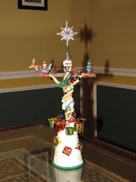 jesus crucifix tree topper 5 steps