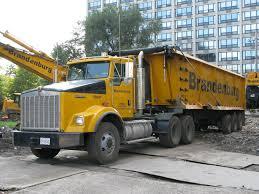 kenworth dump file kenworth tractor trailer dump truck jpg wikimedia commons