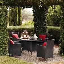 Dunelm Bistro Table Garden And Conservatory Home U0026 Garden Dunelm