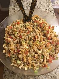 gluten free pasta salad tuesday things the sarcastic blonde