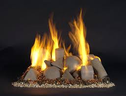 fireplace gas log burns image can you start a fire in with lighter