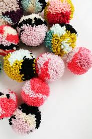 Homemade Pom Pom Decorations Decorative Pom Poms For Sale Best Decoration Ideas For You
