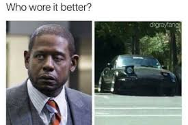 Who Wore It Better Meme - who wore it better forest whitaker eye meme