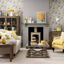yellow livingroom grey and yellow living room grey and yellow colour schemes