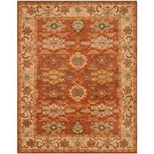 Safavieh Rugs Review Safavieh Heritage Light Blue Ivory 6 Ft X 9 Ft Area Rug Hg734a 6
