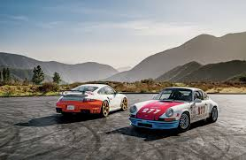 slammed porsche gt3 magnus walker u0027s 1971 porsche 911 t 277 meets the sharkwerks 2008