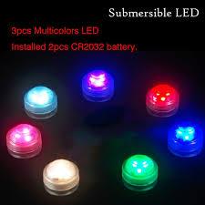 submersible led lights wholesale home garden party mini led light fancy factory wholesale rgb