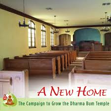 Home Temple Interior Design A New Home For The Dharma Bum Temple Anoki Net