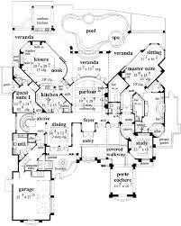 house plans with porte cochere porte cochere home plans home plan