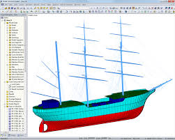 rfem structural fem analysis u0026 design software dlubal software