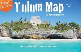 tulum map tulum maps tulummaps