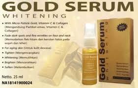 Serum Gold serum gold humphrey membuat kulit lebih muda elifah
