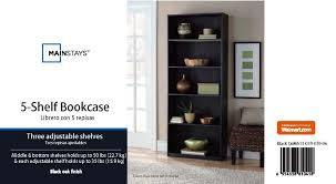 Walmart Bookshelves Furniture Home Kmbd 12 Interesting Walmart Bookshelves For