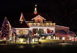 Alexandria Light And Power 13 Houses In Virginia With Incredible Christmas Lights