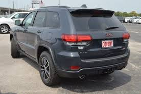 jeep grand cherokee trailhawk black j10135 new jeep grand cherokee trailhawk black suv 3 6l v6 24v