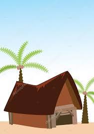 Dream House On The Beach - house on the beach u2014 stock vector martinased 11939770