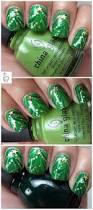 easy diy christmas nail art ideas tutorials