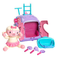 doc mcstuffins get better doc mcstuffins get better talking mobile cart kmart