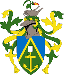 Virgin Islands Flag Flag And Coat Of Arms Of The Pitcairn Islands Wikipedia