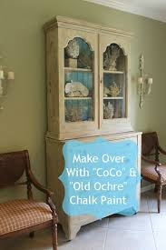 Kitchen Cabinets Painted With Annie Sloan Chalk Paint by 47 Best Annie Sloan Coco Images On Pinterest Painting Furniture