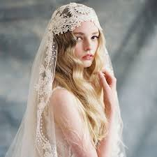 wedding veils types of wedding veils for brides popsugar fashion