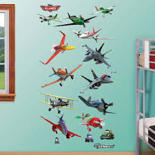 bemagical rakuten store global market disney plains planes decal stickers parallel import goods