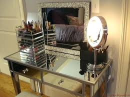 makeup vanity with lights for sale cool vanities cheap mirrored makeup vanity set with mirror and cool