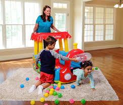 fisher price train table indoor inflatable ball pit for kids and on amazon