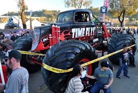 monster truck show times just a car guy amy is covering sports for shesgamesports com and