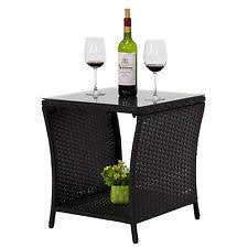 Patio Furniture Table Patio Garden Furniture Ebay