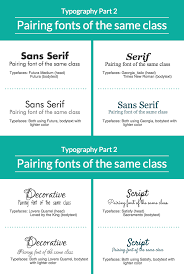 typography things you need know pair fonts well for instance using only one typeface georgia you can have stronger and larger heading with body text lighter color create contrast
