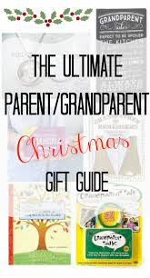 grandparent and parent christmas gift guide grandparents