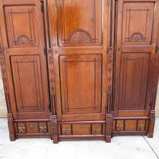 Victorian Armoire Wardrobe Armoire Antique Cabinet Victorian Antique Furniture Eastlake Furniture