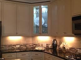 Undermount Kitchen Lights After D D Installed New Back Splash Counter Lights Light